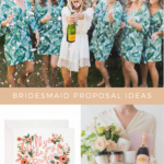 Top 10 bridesmaid proposal ideas curated by RMBO Collective